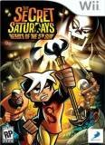 D3 The Secret Saturdays Beasts of The 5th Sun Nintendo Wii Game