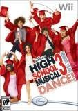 Disney High School Musical 3 WII Game