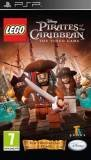 Disney Lego Pirates of the Caribbean PSP Game