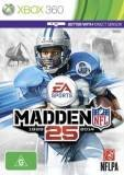 Electronic Arts Madden NFL 25 Xbox 360 Game