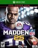 Electronic Arts Madden NFL 25 Xbox One Game