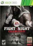 Electronic Arts Fight Night Champion Xbox 360 Game
