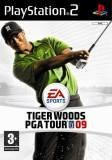 Electronic Arts Tiger Woods PGA Tour 09 PS2 Playstation 2 Game