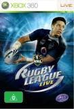 HES Rugby League Live Xbox 360 Game