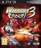 Koei Warriors Orochi 3 PS3 Playstation 3 Game