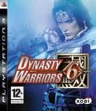 Koei Dynasty Warriors 6 PS3 Playstation 3 Game