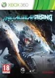 Konami Metal Gear Rising Revengeance Xbox 360 Game