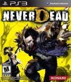 Konami Neverdead PS3 Playstation 3 Game