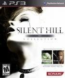 Konami Silent Hill HD Collection PS3 Game