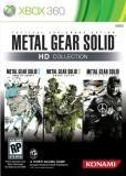 Konami Metal Gear Solid HD Collection Xbox 360 Game