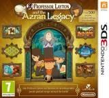 Level 5 Professor Layton and The Azran Legacy Nintendo 3DS Game