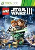 Lucas Art Lego Star Wars 3 The Clone Wars Xbox 360 Game