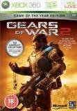 Microsoft Gears Of War 2 Game Of The Year Edition Xbox 360 Game
