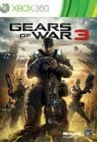 Microsoft Gears Of War 3 Xbox 360 Game
