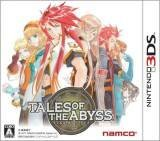 Namco Tales Of The Abyss Nintendo 3DS Games