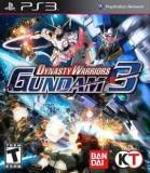 Namco Dynasty Warriors Gundam 3 PS3 Playstation 3 Game