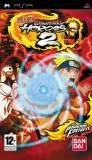 Namco Naruto Ultimate Ninja Heroes 2 The Phantom Fortress PSP Game