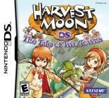 Natsume Harvest Moon The Tale of Two Towns Nintendo DS Game