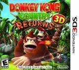 Nintendo Donkey Kong Country Returns 3D Nintendo 3DS Game