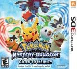 Nintendo Pokemon Mystery Dungeon Gates to Infinity Nintendo 3DS Game