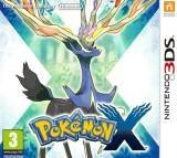 Nintendo Pokemon X Nintendo 3DS Game