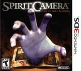 Nintendo Spirit Camera The Cursed Memoir Nintendo 3DS Game