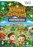 Nintendo Animal Crossing Lets go the City WII Game