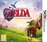 Nintendo Legend of Zelda Ocarina of Time 3D Nintendo 3DS Game