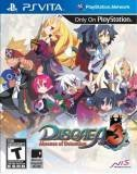 NIS Disgaea 3 Absence Of Detention PS Vita Games