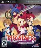 NIS Disgaea D2 A Brighter Darkness PS3 Playstation 3 Game