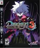 NIS Disgaea 3 PS3 Playstation 3 Game