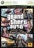 Rockstar Grand Theft Auto IV Episodes from Liberty City Xbox 360 Game