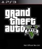 Rockstar Grand Theft Auto 5 PS3 Playstation 3 Game