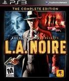 Rockstar La Noire The Complete Edition PS3 Playstation 3 Game