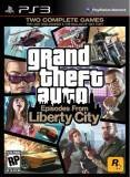 Rockstar Grand Theft Auto 4 Episodes from Liberty City PS3 Playstation 3 Game