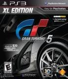 SCE Gran Turismo 5 XL Edition PS3 Playstation 3 Game