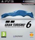 SCE Gran Turismo 6 PS3 Playstation 3 Game