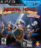 SCE Medieval Moves Deadmuns Quest PS3 Playstation 3 Game