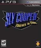 SCE Sly Cooper Thieves in Time PS3 Playstation 3 Game