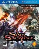 SCE Soul Sacrifice PS Vita Game