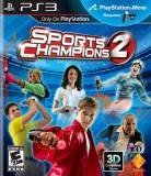 SCE Sports Champions 2 PS3 Playstation 3 Game