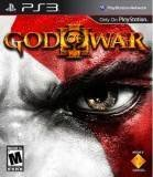 SCE God of War 3 PS3 Playstation 3 Game