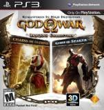SCE God of War Origins Collection PS3 Playstation 3 Game