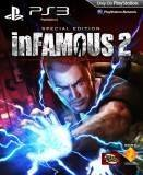 SCE InFamous 2 Special Edition PS3 Playstation 3 Game