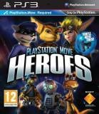 SCE Playstation Move Heroes PS3 Playstation 3 Game