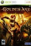 Sega Golden Axe Beast Rider Xbox 360 Game