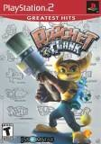 Sony Ratchet And Clank PS2 Playstation 2 Game