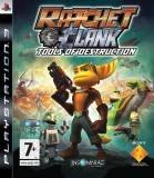 Sony Ratchet and Clank Tools of Destruction PS3 Playstation 3 Game