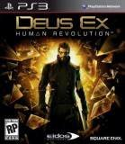 Square Enix Deus Ex Human Revolution PS3 Playstation 3 Game