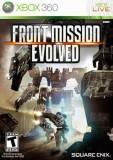 Square Enix Front Mission Evolved Xbox 360 Game
